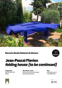folding house by Jean -Pascal Flavien